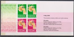 Europa Cept 2006 Cyprus 2x2v From Booklet ** Mnh (38918A) - 2006