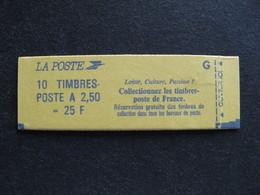 TB Carnet 2715 C3,  Neuf XX. - Carnets