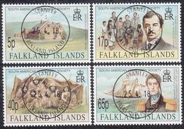 FALKLAND ISLANDS  Michel  630/33  Very Fine Used - Falkland Islands