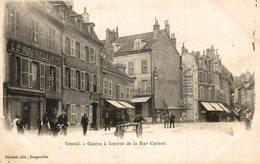 VESOUL CENTRE A L'ENTREE DE LA RUE CARNOT - Vesoul