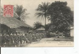 GABON       SAMBA    Factorie S.H.O - Gabon