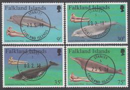 FALKLAND ISLANDS  Michel  678/81  Very Fine Used - Falkland