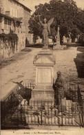ALAN LE MONUMENT AUX MORTS - France