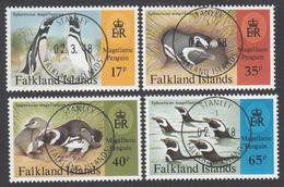 FALKLAND ISLANDS  Michel  682/85  Very Fine Used - Falkland