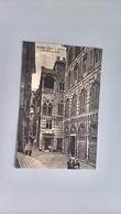 CARTOLINA GENOVA - PIAZZA S. MATTEO E ARCIVESCOVADO - Genova (Genoa)