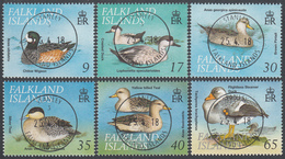FALKLAND ISLANDS  Michel  757/62  Very Fine Used - Falkland