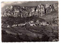 CPSM Photo En Parcourant Les Gorges Du Tarn  Rozier Liaucous Aveyron 12 Vue Générale  éditeur APA Poux N°435 - Autres Communes
