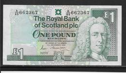 Ecosse - 1 Pound - Pick N°346 - SPL - Bankbiljetten