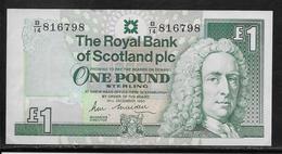 Ecosse - 1 Pound - Pick N°346 - SPL - Billets