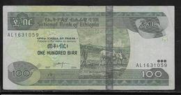 Ethiopie- 100 Birr - Pick N°52b - TTB - Ethiopie