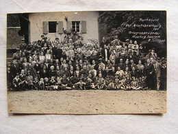 Carte Photo Karte Foto Reichsbund Der Kriegsbeschadig 10 Artsgruppe Landau Ausflug 1926   173 - Allemagne