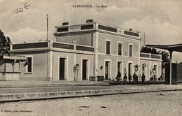 BARBEZIEUX LA GARE - Francia