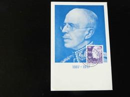 CARTE MAXIMUM     1907 - 1947 - Maximum Cards & Covers