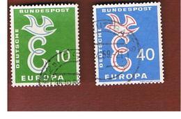 GERMANIA (GERMANY)  - 1958 EUROPA  - USED - Europa-CEPT