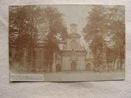 Weltkrieg Carte Photo Karte Foto   Lille ? Soldats Ww1  Citadellen Kapelle 175 - Guerre 1914-18