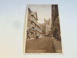 St Werburgh Street Chester England - Inghilterra
