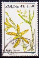 ZIMBABWE 1993 SG #862 $1.50 Used Orchids - Zimbabwe (1980-...)