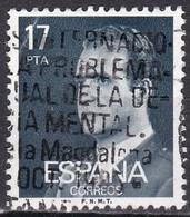 Spagna, 1980/84 - 17p King Juan Carlos  - Nr.2188 Usato° - 1875-1882 Regno: Alfonso XII