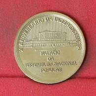 CAPE VERDE 1 ESCUDOS 1985 -    KM# 23 - (Nº23070) - Cape Verde