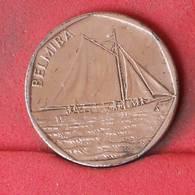 CAPE VERDE 5 ESCUDOS 1999 -    KM# 36 - (Nº23071) - Cape Verde