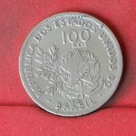 BRAZIL 100 REIS 1901 -    KM# 503 - (Nº23077) - Brésil