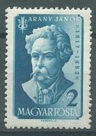 180028703  HUNGRIA.  YVERT   Nº  1224  */MH - Hungría