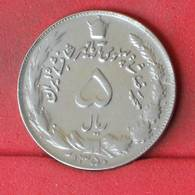 IRAN 5 RIAL  -    (Nº23099) - Iran
