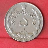 IRAN 5 RIAL  -    (Nº23100) - Iran