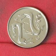 CYPRUS 2 CENTS 1990 -    KM# 54,2 - (Nº23110) - Cyprus