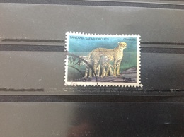 Tanzania - Safari, Cheetahs (500) 2005 - Tanzania (1964-...)
