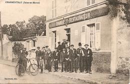 Charmentray (77) -  - Bar - Restaurant - épicerie - Mercerie - France