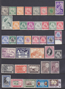 Malesia Negri Sembilan 1935-65 Insieme Di 38 Val Tra I N°Yv. 20-72 Tutti MNH ** - Negri Sembilan