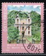 Österreich 2017, Michel# 3356 O     Kirchen In Österreich: Maria Kirchental - 2011-... Gebraucht