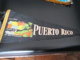GAGLIARDETTO PUERTO RICO - Publicité