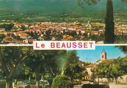 LE BEAUSSET/VEHICULES EN STATIONNEMENT (dil369) - Le Beausset