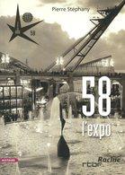 58 L'expo - Pierre Stéphany - 2008 - Bruxelles - Geschichte