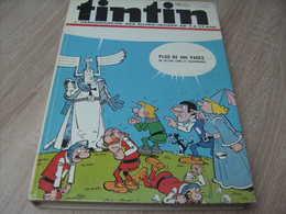 Album Reliure Du Journal Tintin N° 139 - Tintin