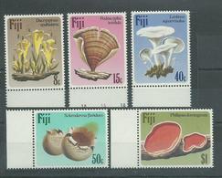 180028717  FIJI.  YVERT   Nº  493/7  **/MNH - Fiji (1970-...)