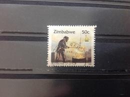 Zimbabwe - Goudsmelterij (50) 1995 - Zimbabwe (1980-...)