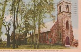 Eglise Anglicane St. George, Drummondville, Quebec St. George's Anglican Church - Quebec