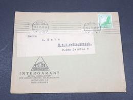 ALLEMAGNE - Enveloppe Commerciale De München Pour Metz En 1935 - L 17672 - Allemagne