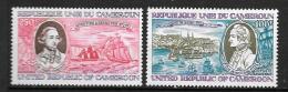 PA - 1978 - N° 285 à 286**MNH -  James Cook - Camerun (1960-...)