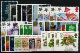2833- Gran Bretaña Nº 1194/1125 - 1952-.... (Elizabeth II)