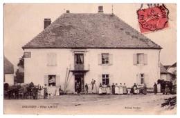 1534 - Avoudrey ( 25 ) - Hotel Amiot - éd. Barbier - - Autres Communes