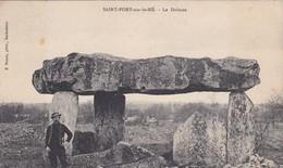 [16] Charente > Saint Fort Sur Le Né Le Dolmen - Otros Municipios