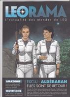 Dossier De Presse Leorama LEO Aldebaran Antares Mutations Dargaud 2018 - Livres, BD, Revues