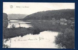 Amay (Liège). Ombret.  La Meuse. - Amay