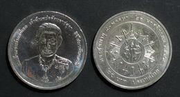 Thailand Coin 20 Baht 2006 80th Princess Bejaratana UNC - Thailand