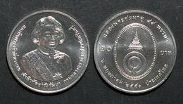 Thailand Coin 20 Baht 2007 84th Birthday Galayani UNC - Thailand