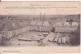 CPA - CHARLEVILLE Place Ducale - Charleville